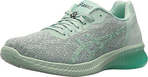 ASICS Gel-Kenun Women's Running Shoe, Green/Green/Green, 6 M US ()
