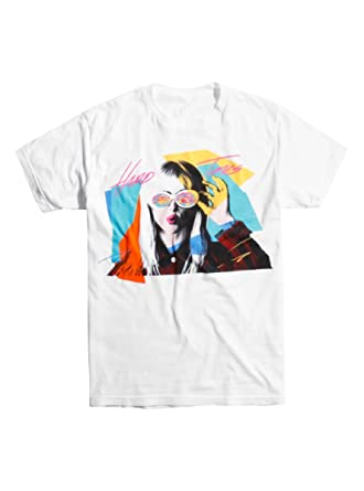 f9fd4d7a40a Amazon.com  Paramore Hard Times T-Shirt  Clothing
