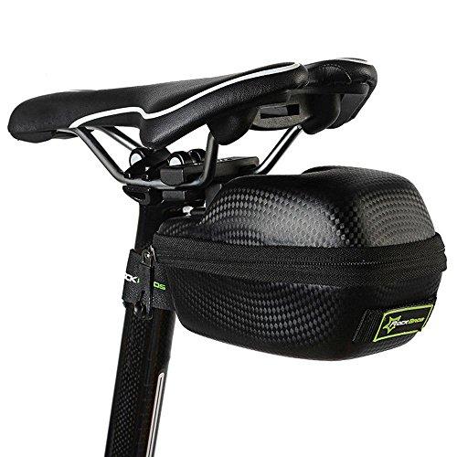 - Ezyoutdoor Bicycle Bag Bike Saddle Bag Rainproof MTB Road Bike Accessories Seat Post Bag Tail Rear Pouch Bag