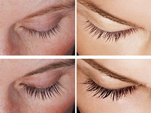 Organyc Eyelash Eyebrow Growth Serum High Potency Grows Longer Fuller Thicker Lashes Brows In 60 Days Enhancing Conditioner Treatment Boosts Regrowth Prevents Thinning Breakage And Fall Out