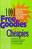 img - for 1001 Free Goodies and Cheapies book / textbook / text book