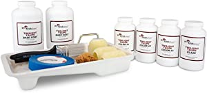 Brick-Anew All-In-One Brick Fireplace Paint Kit