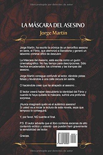 La máscara del asesino (Spanish Edition): Jorge Martín: 9788490955925: Amazon.com: Books
