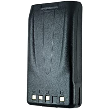 1x KBH-12 Belt Battery Clip For Kenwood NX-320 NX-220 TK-3160 TK-2160 TK-3140