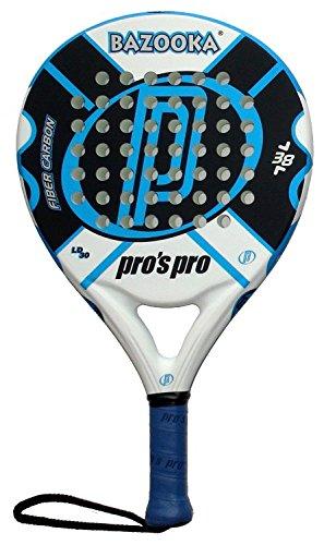 Pro del Pro - Raqueta Paddle Bazooka: Amazon.es: Deportes y aire libre