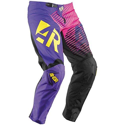 Answer Racing Women's WMX Syncron Pants - 12/Pink/Purple
