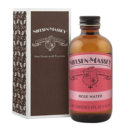 Nielsen-Massey Rose Water, with gift box, 4 oz ()