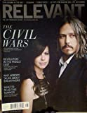 img - for Relevant Magazine - The Civil Wars Cover (July/August 2011 - Issue 52) book / textbook / text book