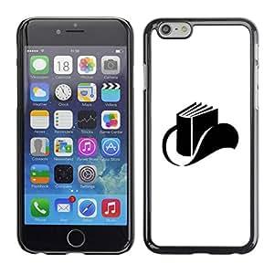 Paccase / SLIM PC / Aliminium Casa Carcasa Funda Case Cover para - book life - Apple Iphone 6 Plus 5.5