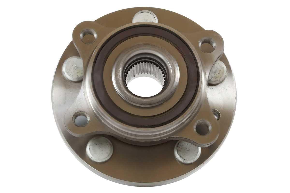 Prime Choice Auto Parts HB612301PR Rear Pair 2 Wheel Hub Bearing Assemblies 5 Stud