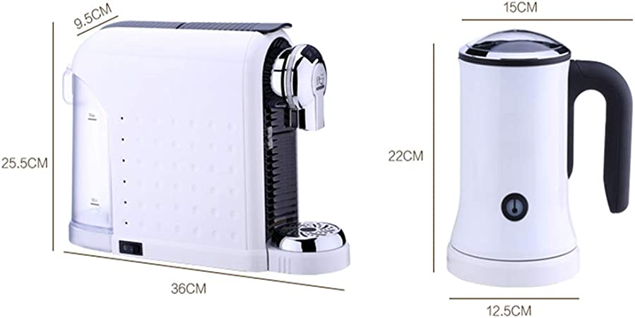 Amazon.com: MAYLIBINA Cafetera combinada máquina de café ...