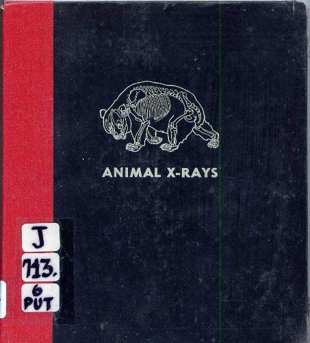 Animal X-rays: A skeleton key to comparative anatomy