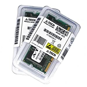 Toshiba Satellite P205-S6307 2GB Memory Ram Kit (2x1GB) (A-Tech Brand)