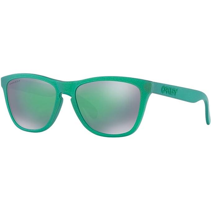 Amazon.com: Oakley OO9013 Frogskins - Gafas de sol, Verde ...