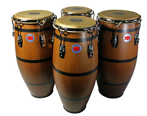 Bossa Nova Rumba Series Congas (Set of 4) - 10