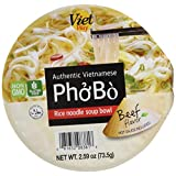 Viet Way Pho Beef Rice Noodle Soup, 73.5g