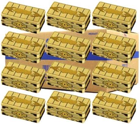 2020 Mega Tin Lost Memories Sealed Case 12 Tins Yu-Gi-Oh NEW Ships Today