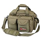 Orca Tactical Gun Pistol and Ammo Shooting Range Duffle Bag (OD Green)