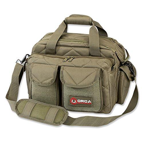 Orca Tactical Gun Shooting Range Bag...