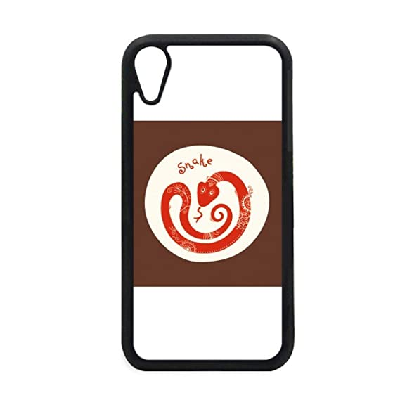 Amazon Year Of Snake Animal China Zodiac Red Iphone Xr