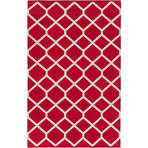 Starks Modern Moroccan Flat Weave 5' x 7' 6