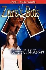 Zara's Bois by Gracie C. McKeever (2008-09-30) Paperback