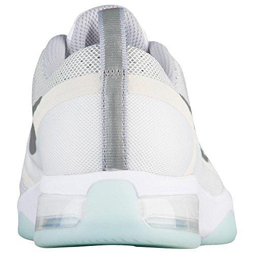 Glacier NIKE Fitness Argento da Scarpe Reflect Zoom Wmns Donna 100 Reflect Air Bianco Bianco Blu F7qwF1xH