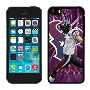 NFL&Houston Texans Shayne Graham iphone 5C phone cases&Gift Holiday&Christmas Gifts PHNK626721
