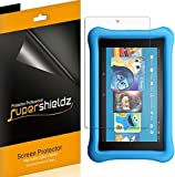 "[3-Pack] Supershieldz for All-New Fire HD 8 Kids Edition Tablet 8"" Screen Protector, High Definition Clear Shield - Lifetime Replacements Warranty (2018/2017 Release)"