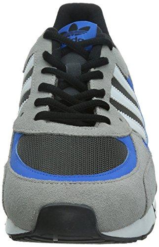 Adidas 850 Grau Originals Weiß Unisex Zx Sneakers Schwarz STUA4qp