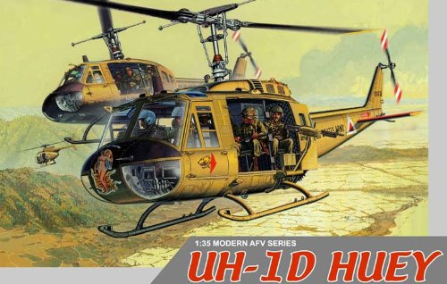 1/35 UH-1D Helicopter