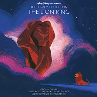 The Legacy Collection: The Lion King by Elton John (B00JQHOEAU) | Amazon Products