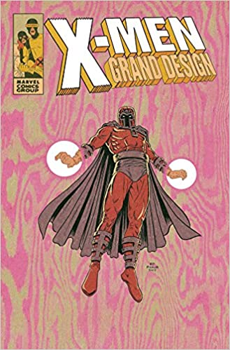 X Men Grand Design Issue 1 Magneto Variant By Ed Piskor Ed Piskor Amazon Com Books