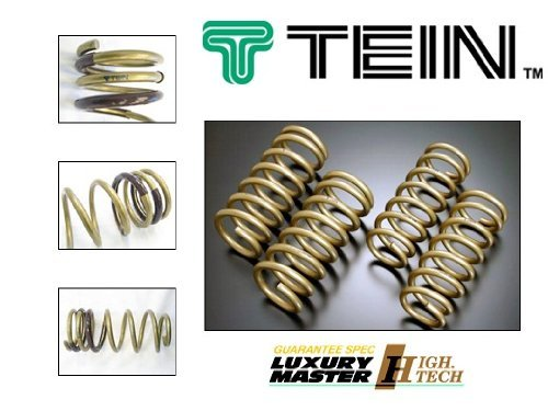TEIN H-TECH Lowering Springs INFINITI G35 Coupe 03-07