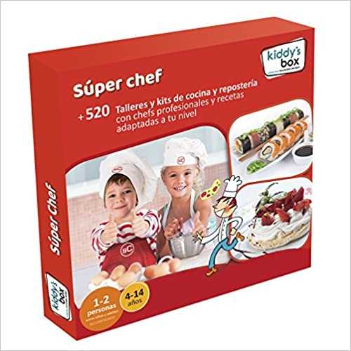 kiddy´s box super chef