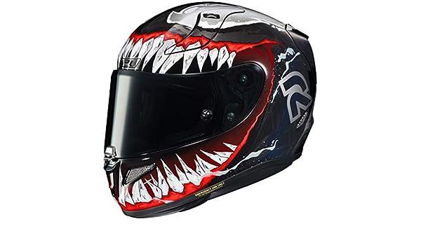 Amazon.es: HJC RPHA 11 Pro Venom 2 - Casco de moto para hombre