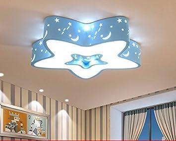 TD Lámpara de mesa-Led cama de luz de techo para niños luz de ...