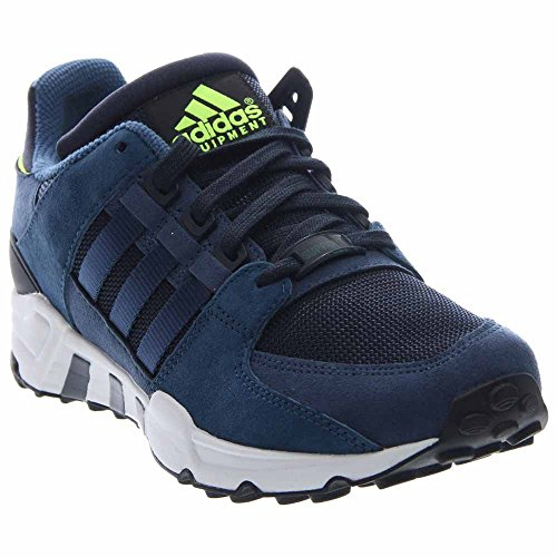 Adidas Mens Equipment Running Support Night Navy/Marine/White Suede Size 8