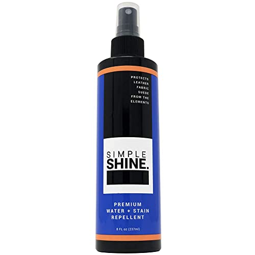 Premium Water Repellent Spray and Stain Protector Waterproofing for Shoes b08f7641d