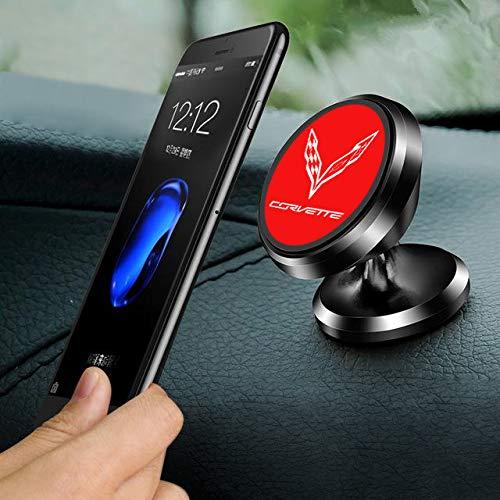 C7 Corvette Cling Magnetic Dash Phone Holder (Red)