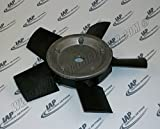 39837091 Fan Blade designed for use with Ingersoll Rand Compressors