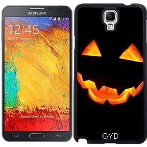 Funda para Samsung Galaxy Note 3 Neo/Lite (N7505) - Calabaza De Halloween by hera56