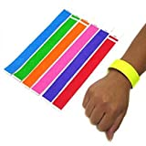 5000 TYVEK WRISTBANDS EVENT CLUB BAR PARTY WEDDING BANDS SECURITY BANDS