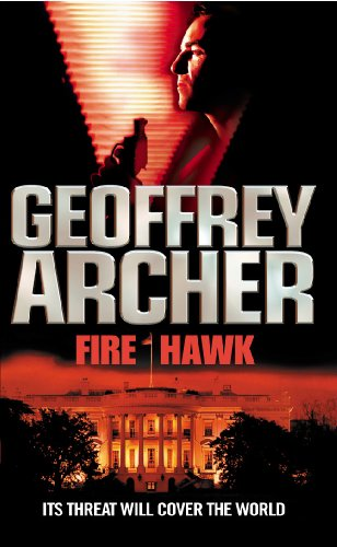 book cover of Fire Hawk