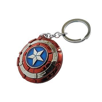 Inestimable Collection Vengadores de superhéroes Capitán ...