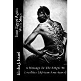Into Egypt Again With Ships: A Message To The Forgotten Israelites (African Americans)