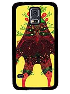 Architecture Case - g-h-o-s-t-l-e-g-s gel cases cover for Samsung Galaxy S5 Case