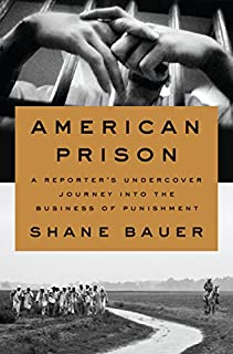 Book Cover: American Prison: A Reporter's Undercover Journey into the Business of Punishment