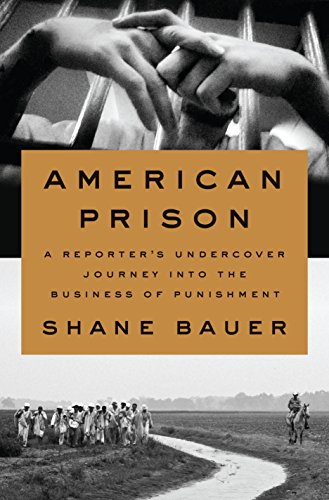 Pdf Politics American Prison: A Reporter's Undercover Journey into the Business of Punishment