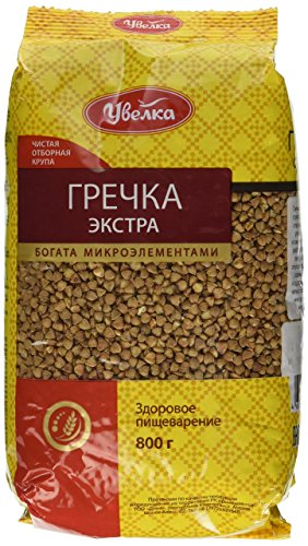 Uvelka Buckwheat Groats Extra, 800g